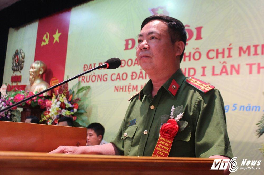 Thanh tich noi bat cua tuoi tre Cao dang Canh sat nhan dan I hinh anh 3