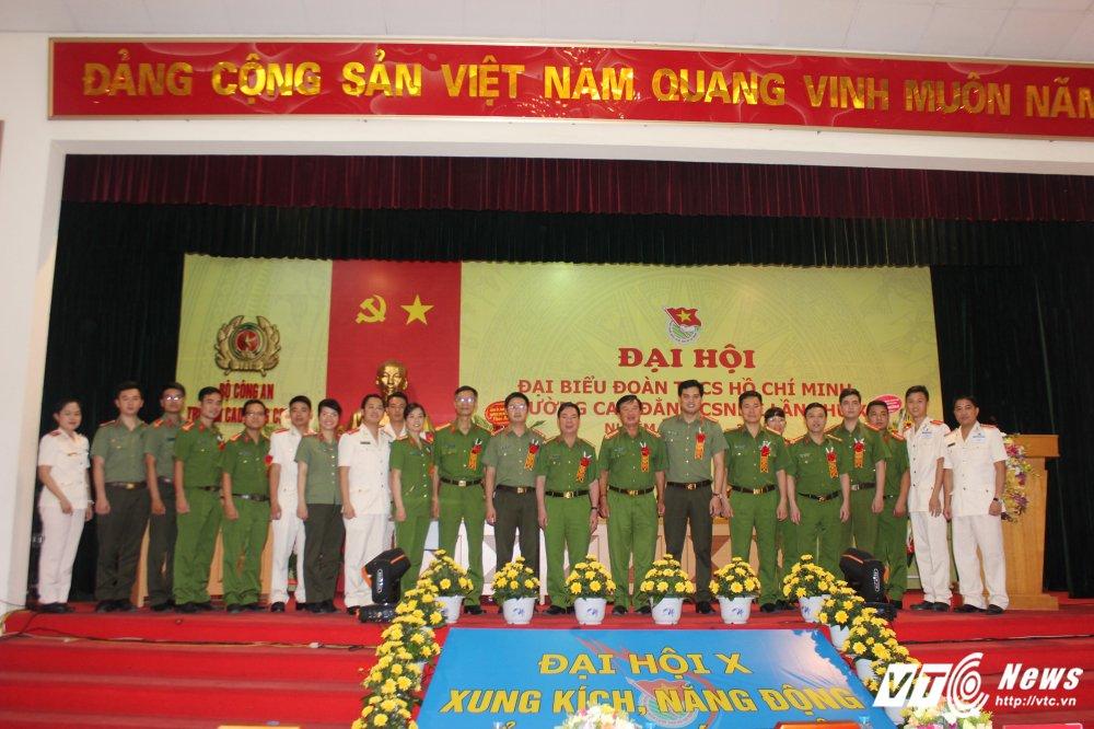 Thanh tich noi bat cua tuoi tre Cao dang Canh sat nhan dan I hinh anh 13