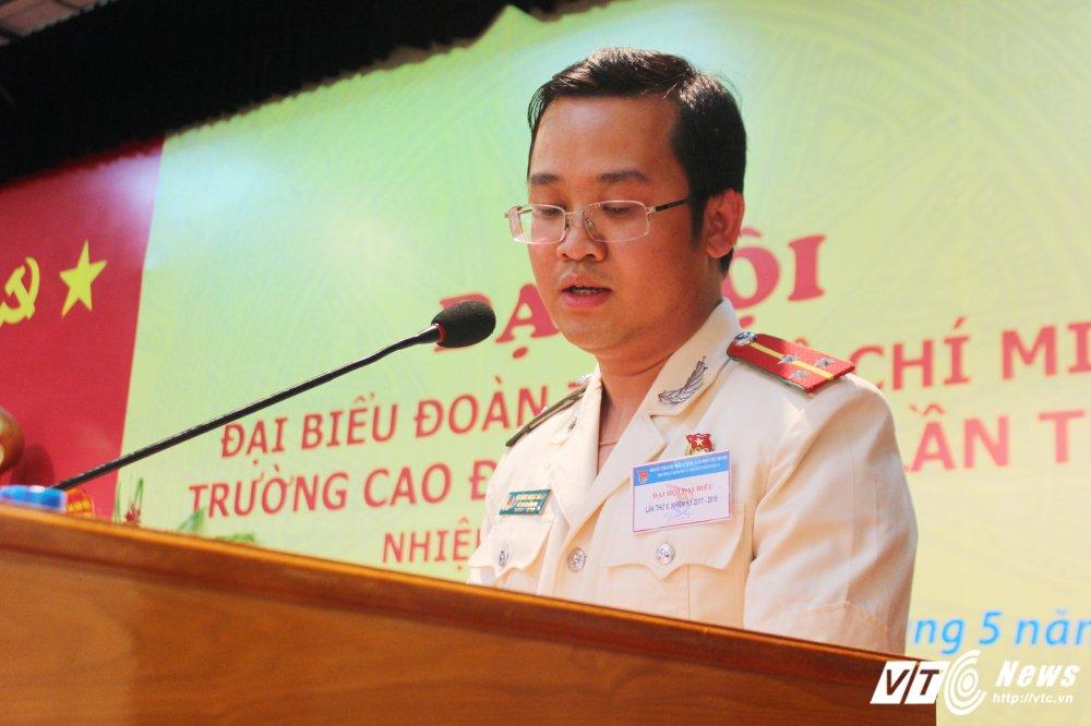 Thanh tich noi bat cua tuoi tre Cao dang Canh sat nhan dan I hinh anh 4