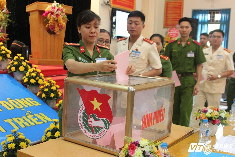 Thanh tich noi bat cua tuoi tre Cao dang Canh sat nhan dan I hinh anh 6