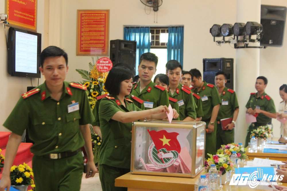 Thanh tich noi bat cua tuoi tre Cao dang Canh sat nhan dan I hinh anh 8