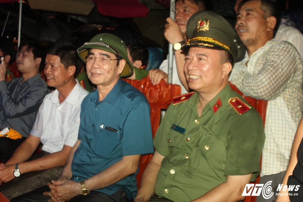 Nghe sy Quang Teo doi mua dien kich tai 'Hat cung chien sy cong an' hinh anh 4