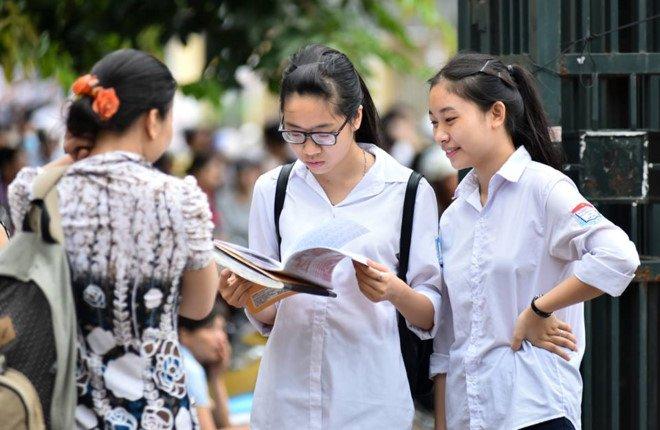 Thi THPT Quoc gia 2017: Nhung luu y voi de Ngu van hinh anh 1