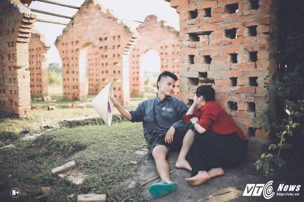 Anh ky yeu 'Lo gach chuyen chua ke' cua hoc sinh Thanh Hoa hinh anh 11
