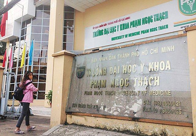 Dai hoc Y khoa Pham Ngoc Thach duoc tuyen sinh trong ca nuoc hinh anh 3