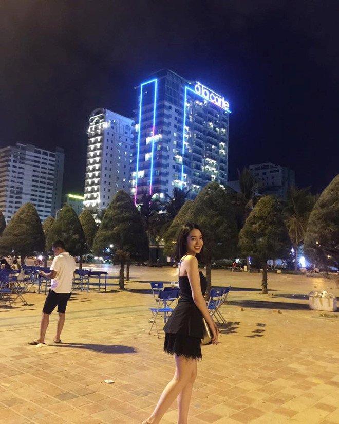 Hot girl Hoc vien Hang khong Viet Nam chia se ly do thi Hoa hau Hoan vu hinh anh 12