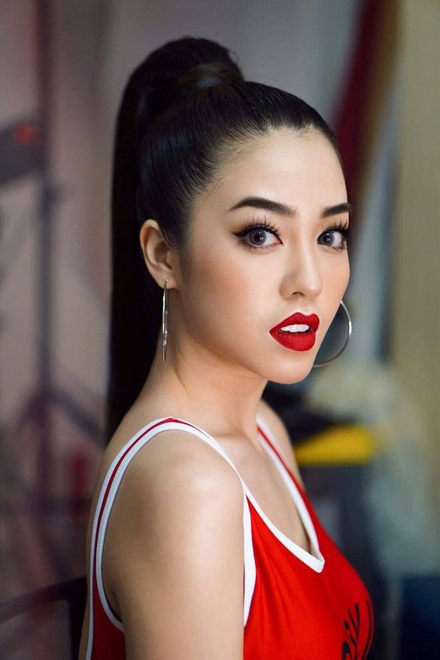 Hot girl Hoc vien Hang khong Viet Nam chia se ly do thi Hoa hau Hoan vu hinh anh 3
