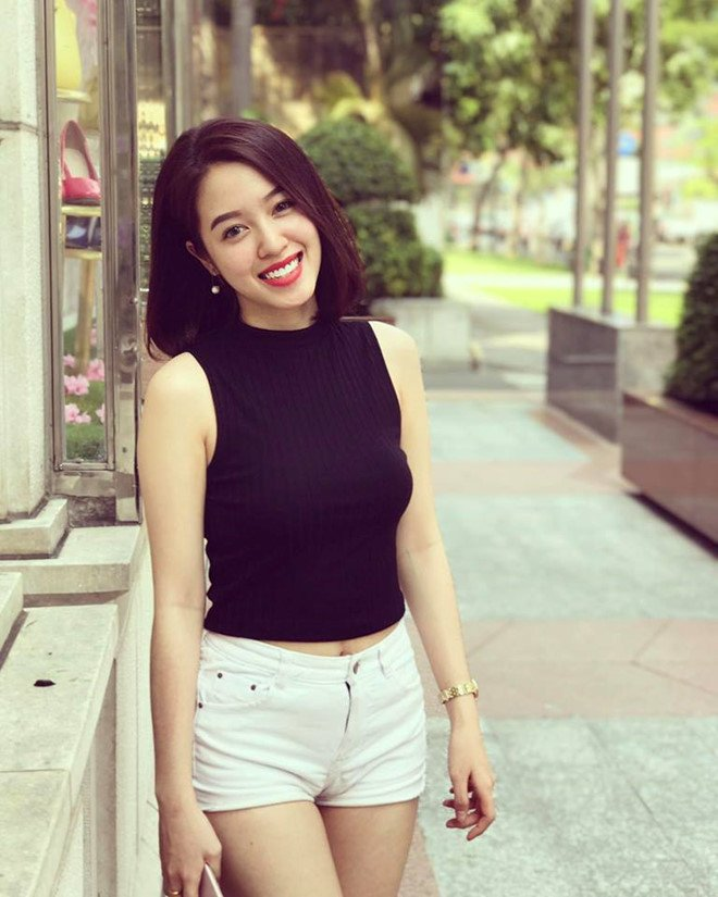 Hot girl Hoc vien Hang khong Viet Nam chia se ly do thi Hoa hau Hoan vu hinh anh 8