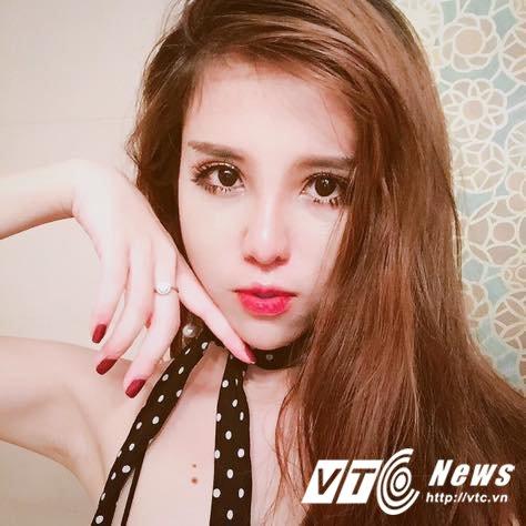 Hot girl lai Tay cua Hoc vien Bao chi tu tin thi Imiss Thang Long hinh anh 1