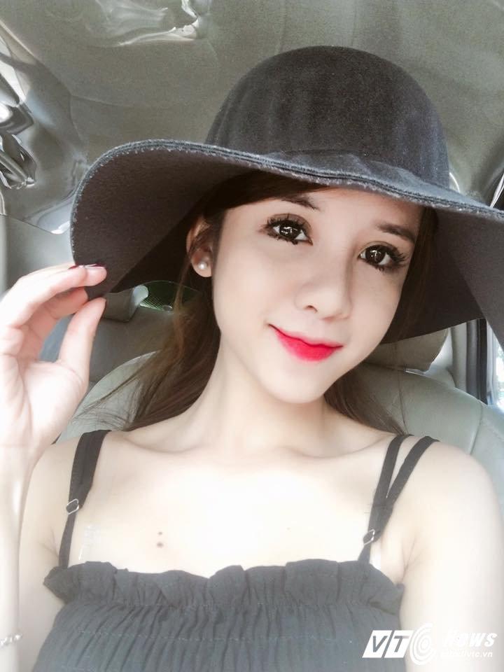 Hot girl lai Tay cua Hoc vien Bao chi tu tin thi Imiss Thang Long hinh anh 7