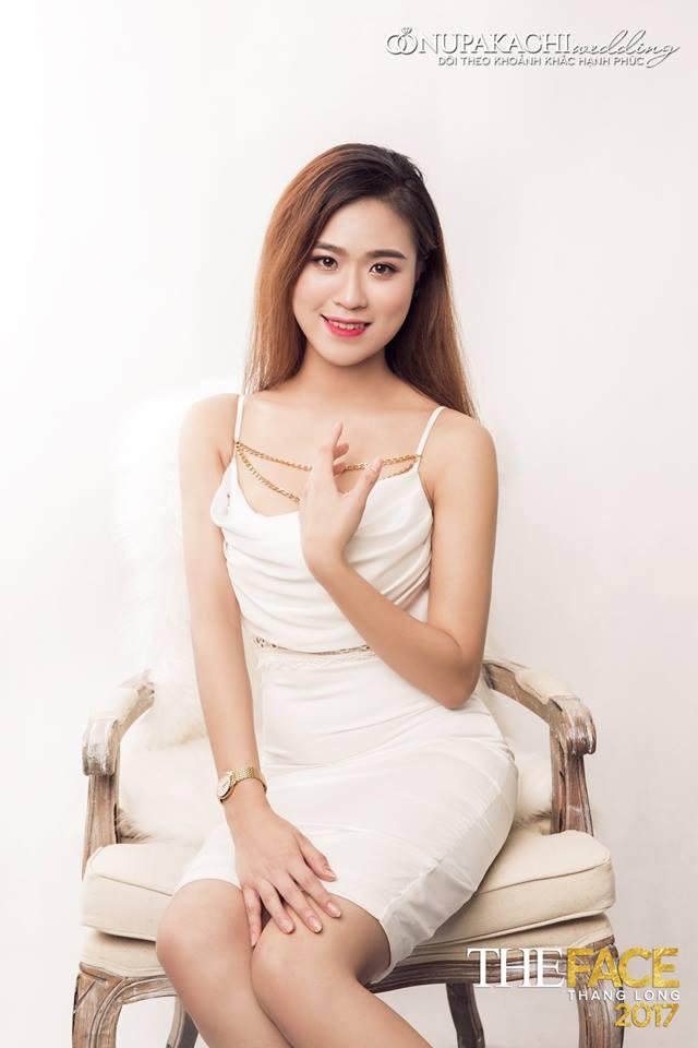 Nu sinh DH Thang Long Vu Thi Thanh Thanh: Guong mat an tuong tai cuoc thi HHHV 2017 hinh anh 4