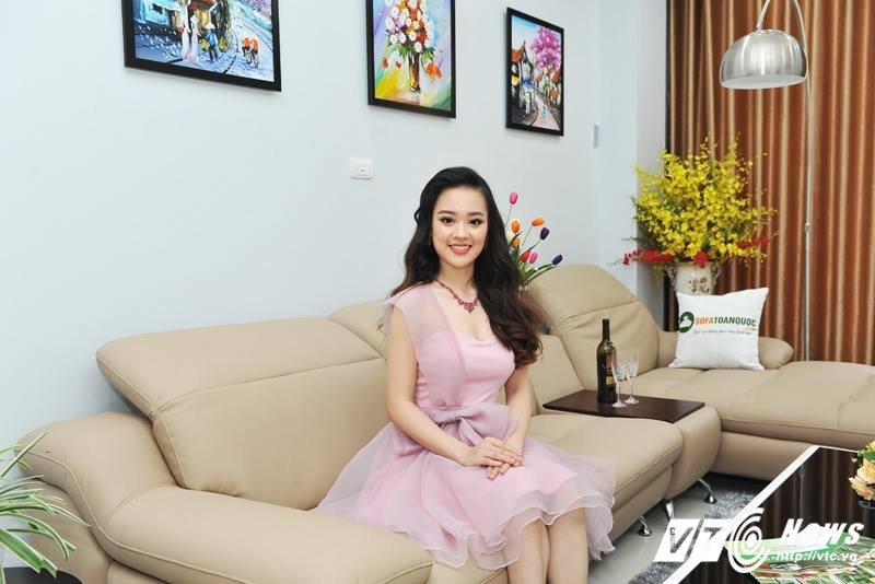 Hot girl DH Phong chay chua chay Hoang Hai Thu: Guong mat trien vong tai cuoc thi HHHV 2017 hinh anh 3