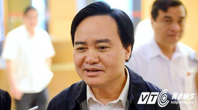 Bọ truỏng Phùng Xuan Nhạ chúc nha giao nhung gì nhan ngày Nha giao Viet Nam 20/11? hinh anh 1