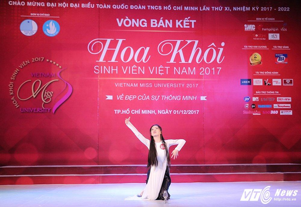 Lo dien 45 nu sinh xinh dep lot chung ket Hoa khoi Sinh vien Viet Nam 2017 hinh anh 2