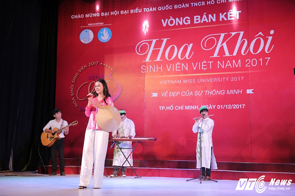 Lo dien 45 nu sinh xinh dep lot chung ket Hoa khoi Sinh vien Viet Nam 2017 hinh anh 3