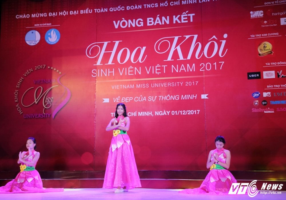 Lo dien 45 nu sinh xinh dep lot chung ket Hoa khoi Sinh vien Viet Nam 2017 hinh anh 4