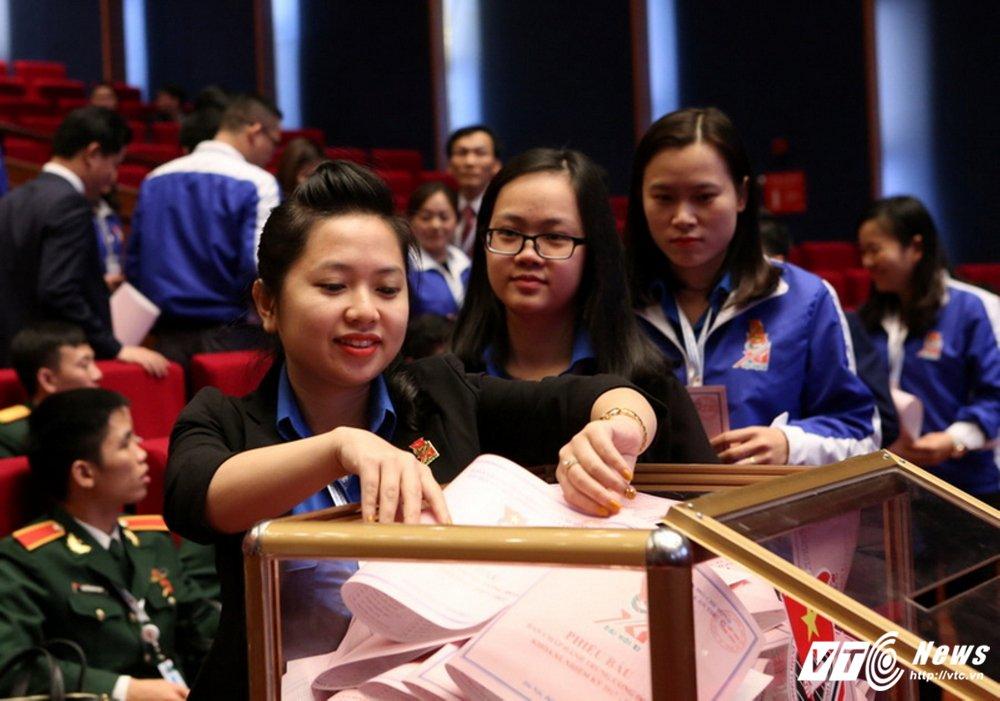 151 nhan su duoc bau vao BCH Trung uong Doan khoa XI hinh anh 18