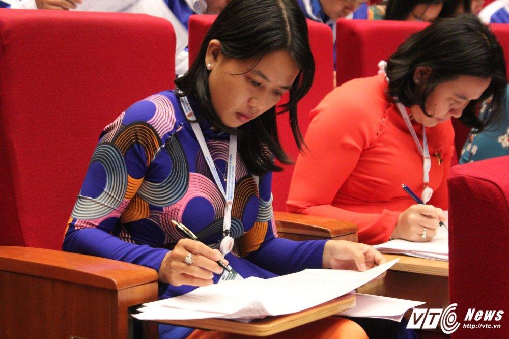 151 nhan su duoc bau vao BCH Trung uong Doan khoa XI hinh anh 11