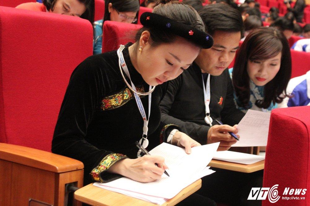 151 nhan su duoc bau vao BCH Trung uong Doan khoa XI hinh anh 9