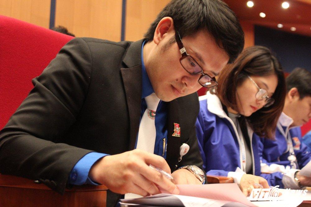 151 nhan su duoc bau vao BCH Trung uong Doan khoa XI hinh anh 8