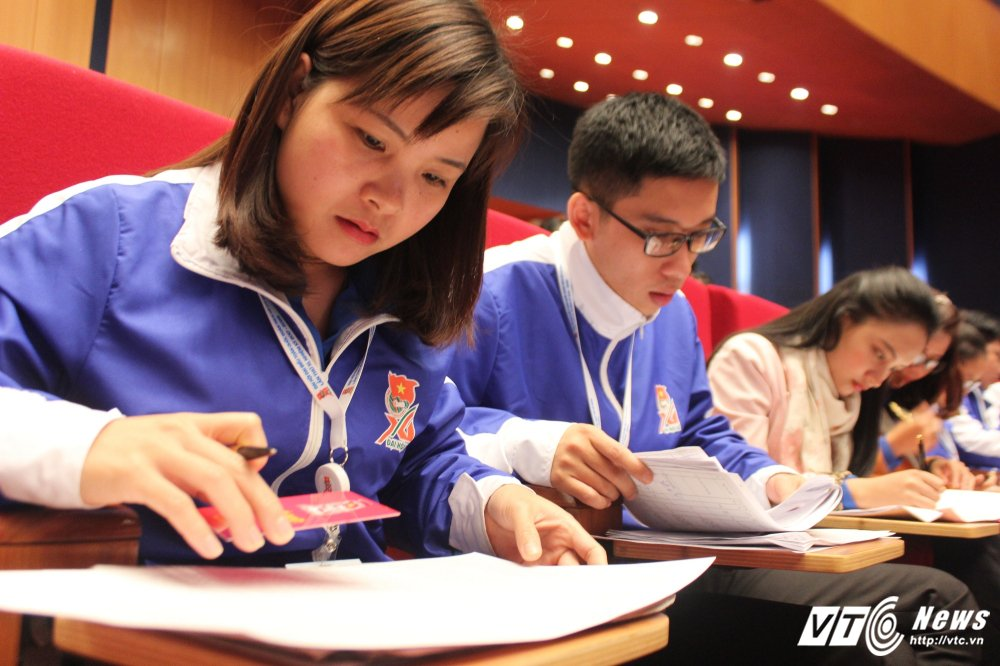 151 nhan su duoc bau vao BCH Trung uong Doan khoa XI hinh anh 12