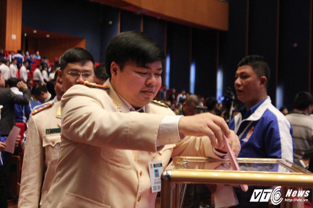 151 nhan su duoc bau vao BCH Trung uong Doan khoa XI hinh anh 17