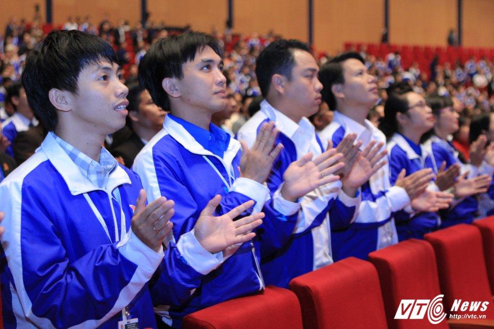 151 nhan su duoc bau vao BCH Trung uong Doan khoa XI hinh anh 1