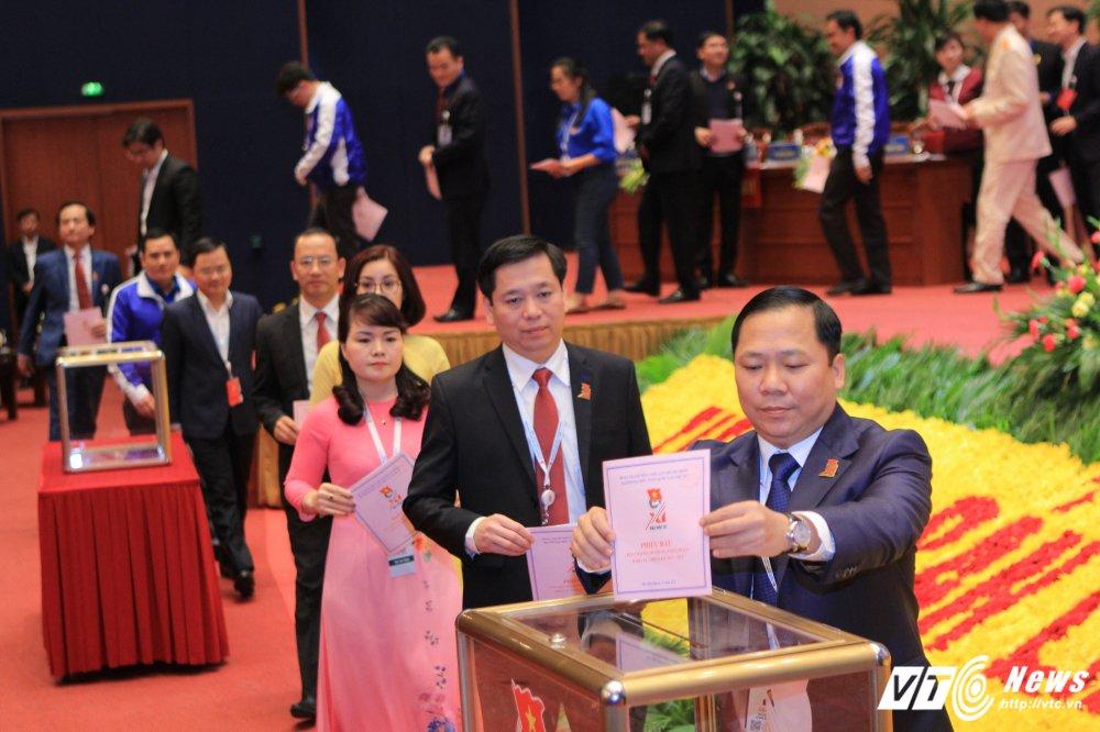 151 nhan su duoc bau vao BCH Trung uong Doan khoa XI hinh anh 14