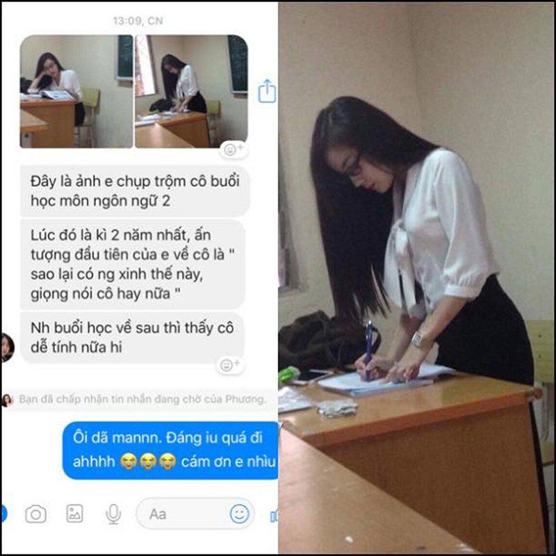 Nu giang vien Dai hoc Quoc gia Ha Noi so huu than hinh nong bong hinh anh 16