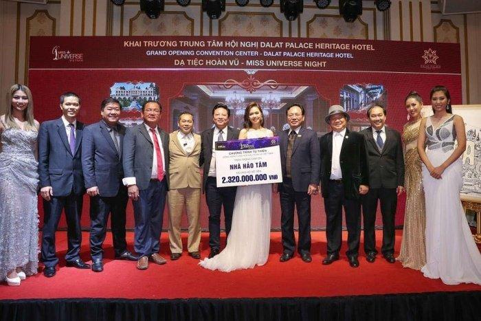 Nu giang vien xinh dep DH Xay dung lot top 15 thi sinh tai nang Hoa hau Hoan vu 2017 hinh anh 4