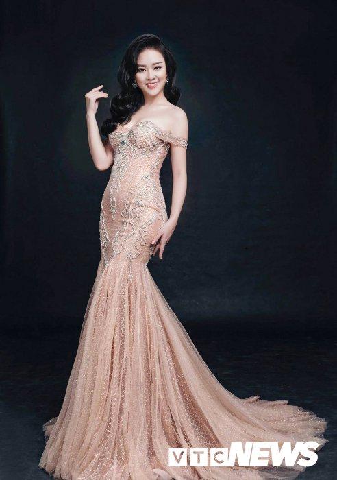 Hot girl DH Phong chay chua chay: 'Thi Hoa hau vi uoc mo chu khong de noi tieng' hinh anh 3