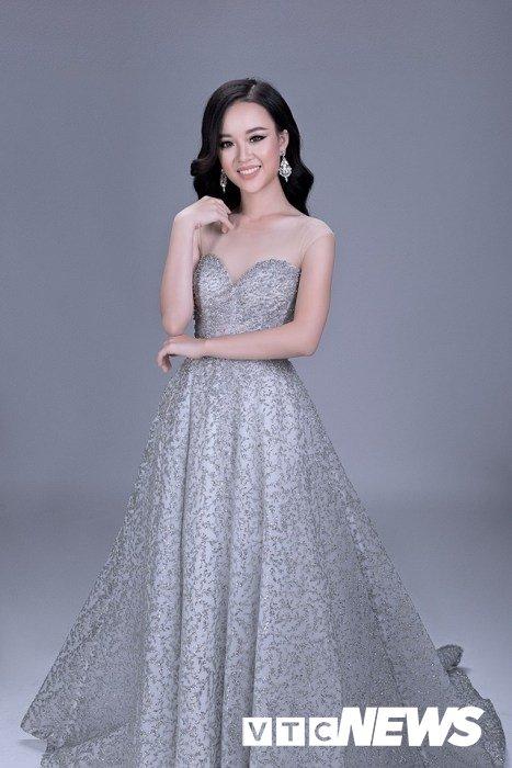 Hot girl DH Phong chay chua chay gianh giai Nguoi dep tai nang Hoa hau Hoan vu 2017 hinh anh 11