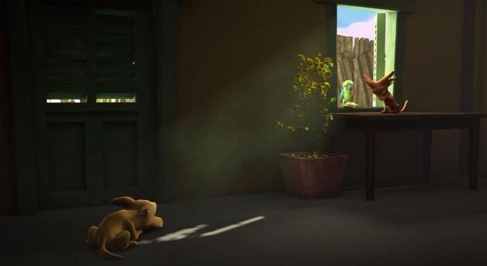 Phim hoat hinh 3D 'Phi vu khoanh gio ngay Tet' vui nhon hut gioi tre hinh anh 2