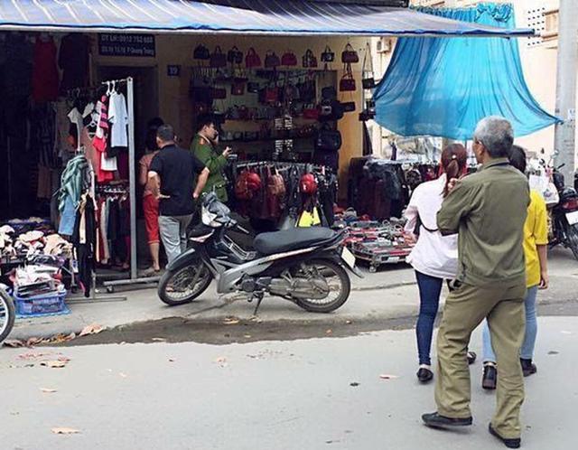 Nam thanh nien sat hai ban gai o Thai Nguyen: Chuyen ho so vu an len Cong an tinh hinh anh 1