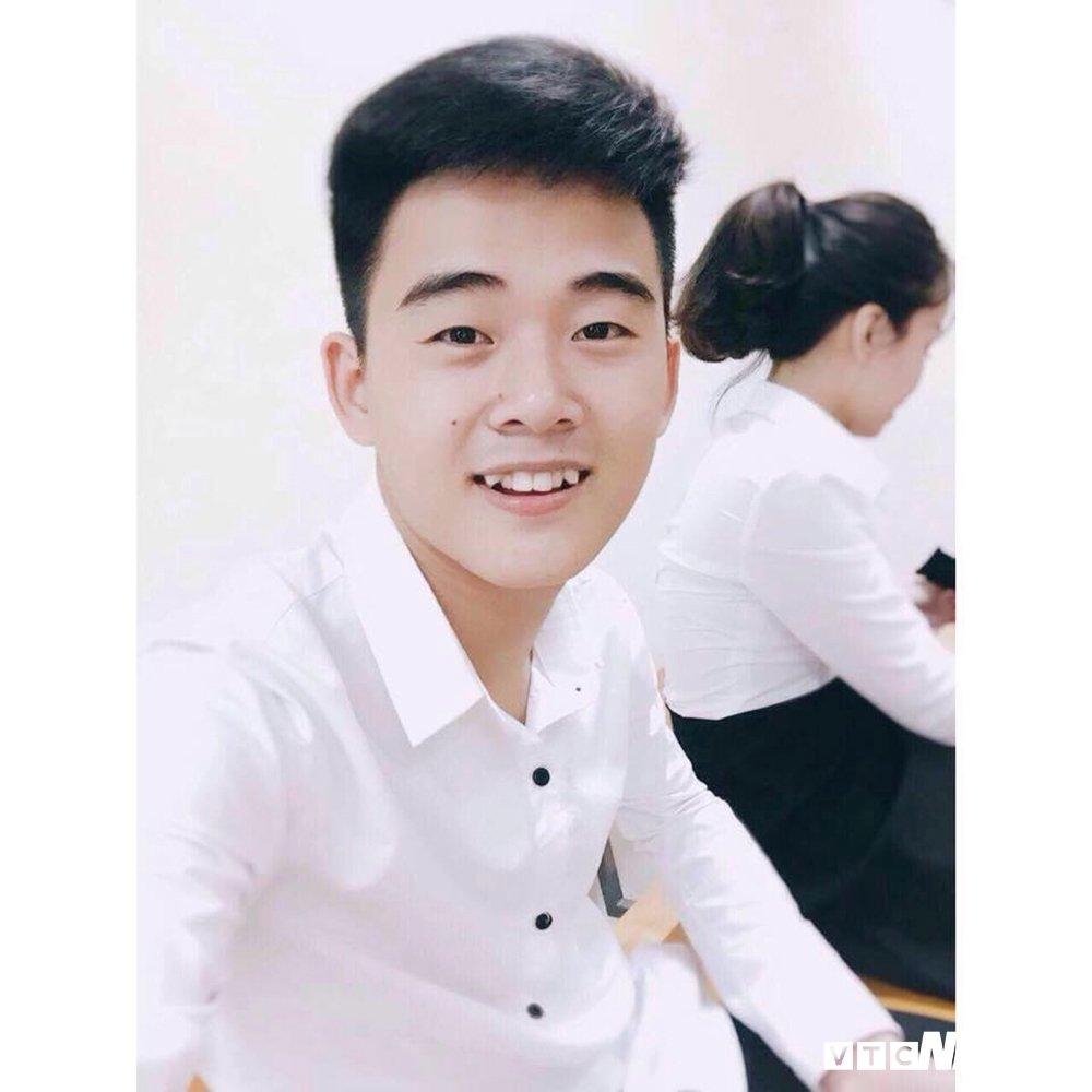 Nam sinh DH Van Hoa – Nghe thuat Quan doi dep trai nhu sao Han hinh anh 6
