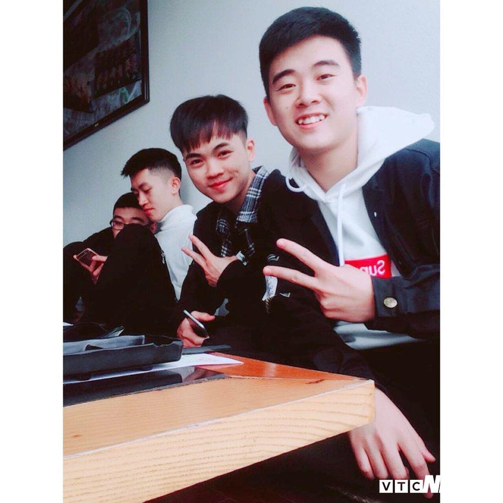 Nam sinh DH Van Hoa – Nghe thuat Quan doi dep trai nhu sao Han hinh anh 8