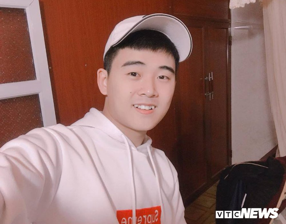 Nam sinh DH Van Hoa – Nghe thuat Quan doi dep trai nhu sao Han hinh anh 2