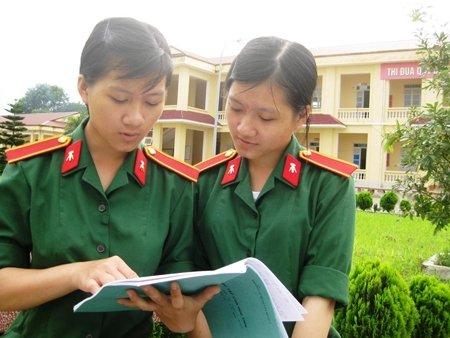 Tuyen sinh truong Quan doi nam 2018: Dieu kien de duoc tuyen thang hinh anh 1