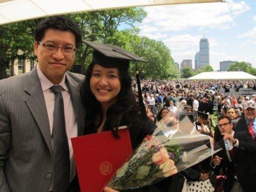 CEO Facebook VN Le Diep Kieu Trang tung giat hoc bong nhieu truong danh tieng hinh anh 2