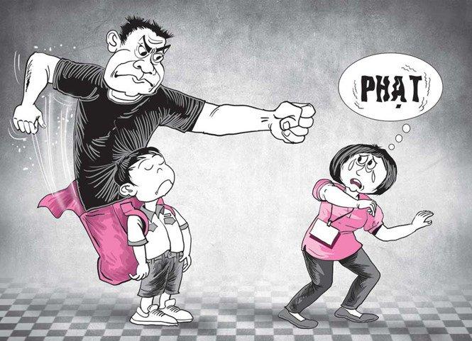 Co giao Thai Nguyen bi phu huynh danh nhap vien: Ket luan cua cong an hinh anh 1