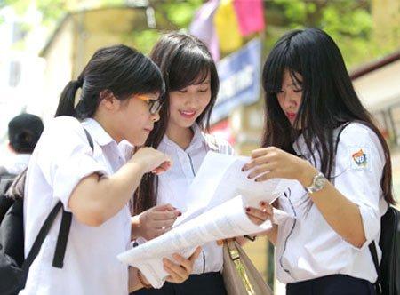 Tuyen sinh 2018: Xac dinh diem san nhu the nao? hinh anh 1