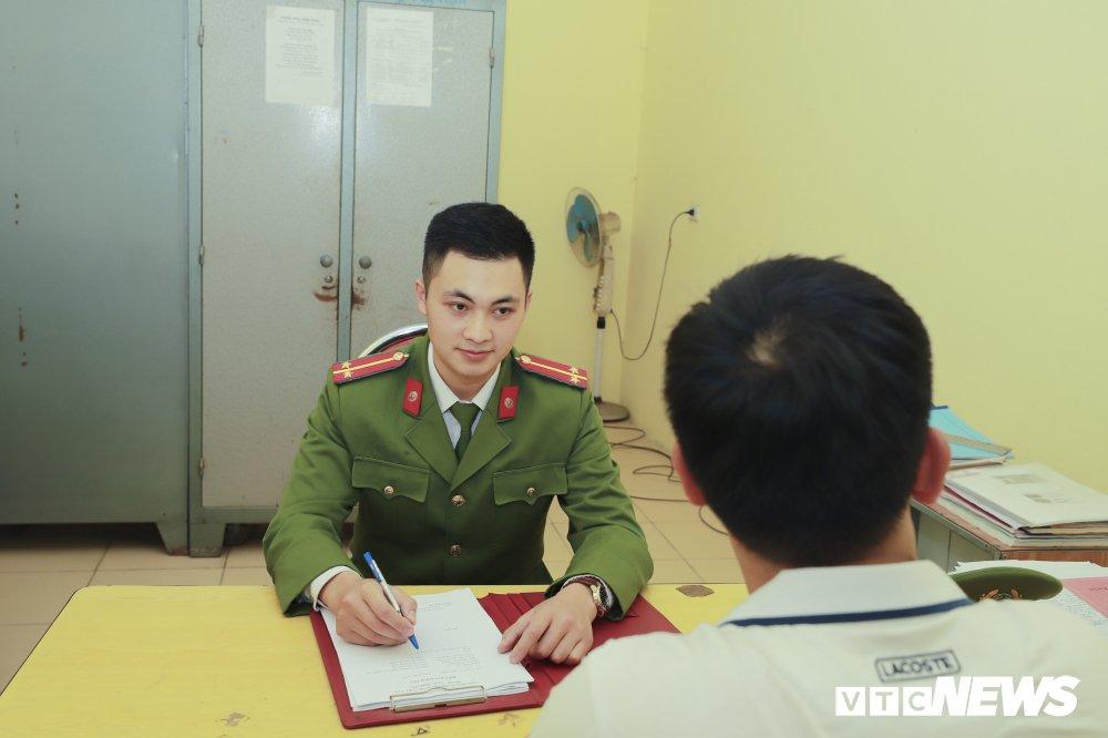 'Net dep sinh vien chuyen nganh Canh sat dieu tra nam 2018' qua 10 buc anh dac biet hinh anh 9