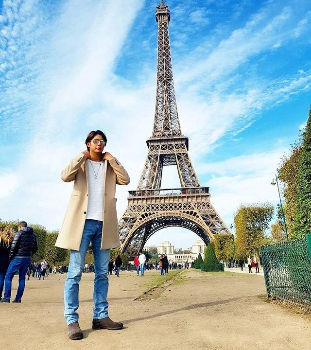 Tan binh Nhat dep trai, cao 1,88 m cua FLC Thanh Hoa 'don tim' fan nu hinh anh 5