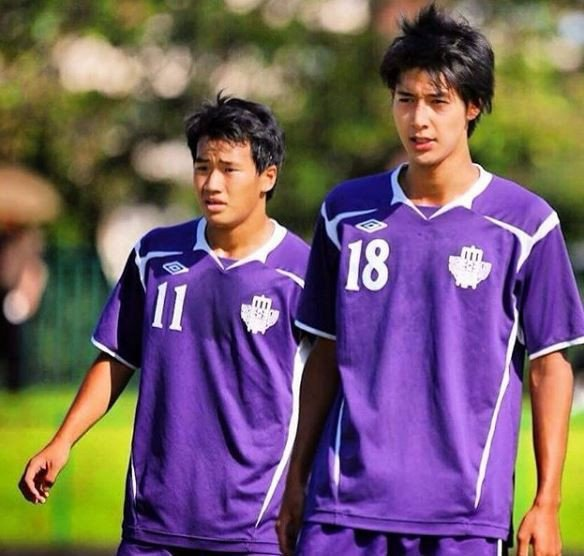 Tan binh Nhat dep trai, cao 1,88 m cua FLC Thanh Hoa 'don tim' fan nu hinh anh 4