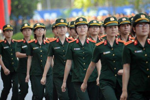 Tuyen sinh truong Quan doi 2018: Dang ky du tuyen co phai dang ky thi THPT Quoc gia khong? hinh anh 1