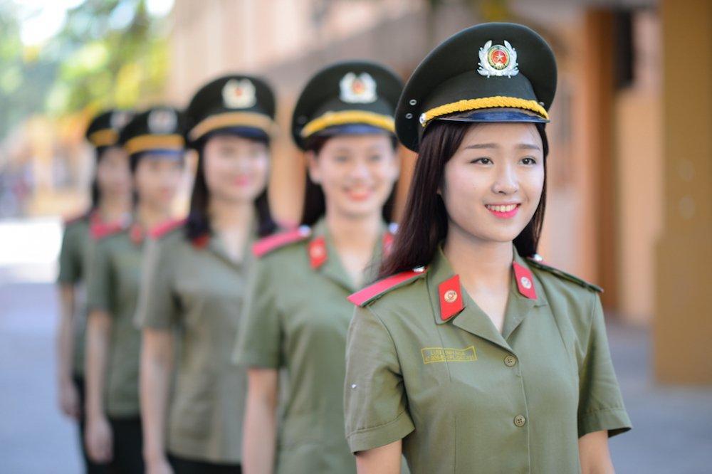Tuyen sinh truong Cong an 2018: Thu tuc the nao? hinh anh 1