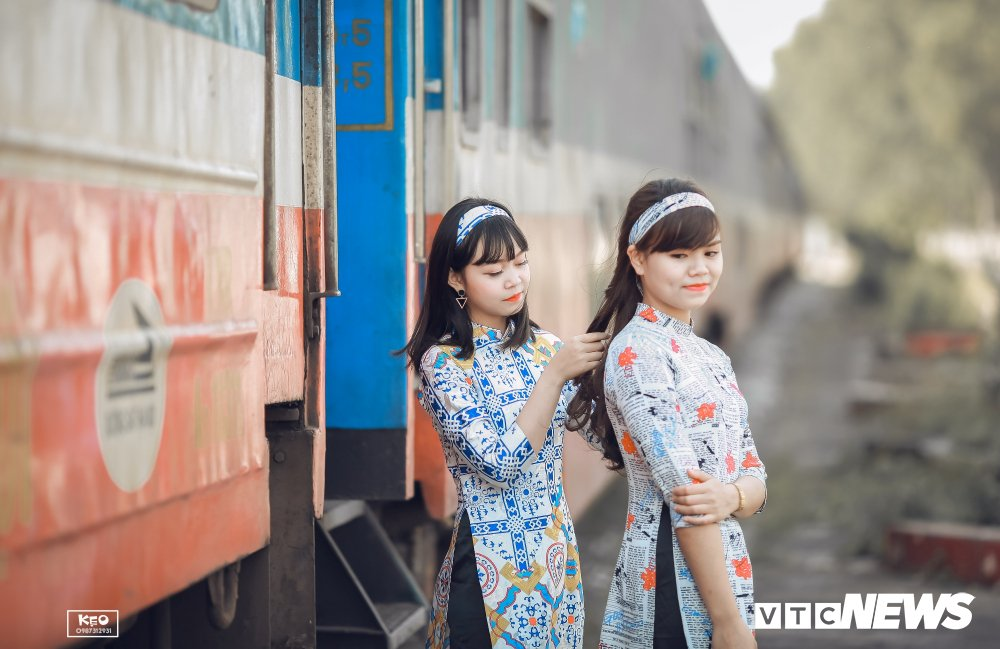Anh ky yeu 'Co Ba Sai Gon' cua hoc sinh Thanh Hoa gay 'sot' hinh anh 10