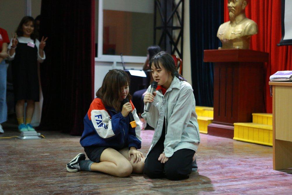 Chung ket 'Tim kiem tai nang tieng Trung' Dai hoc Cong nghiep Ha Noi hinh anh 4