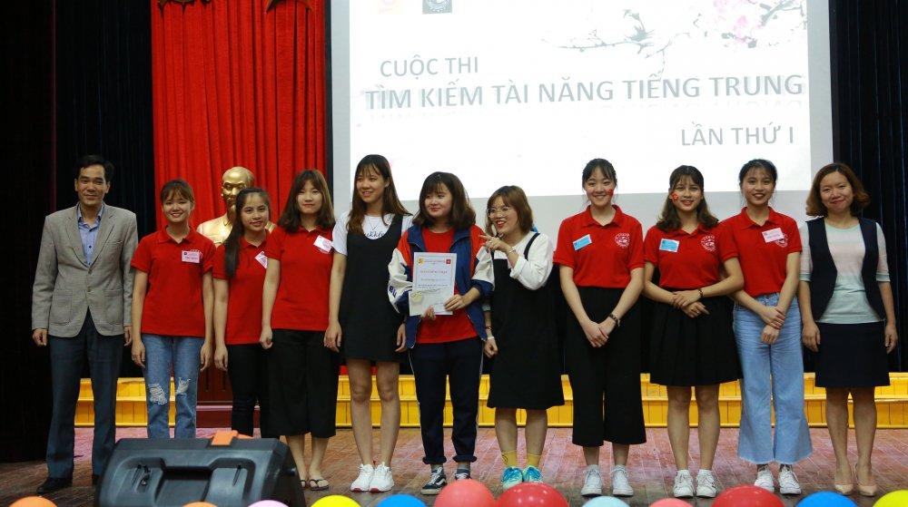 Chung ket 'Tim kiem tai nang tieng Trung' Dai hoc Cong nghiep Ha Noi hinh anh 10