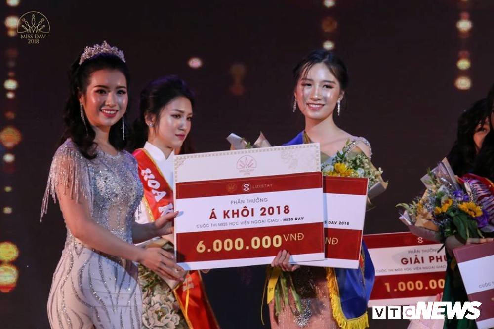 Lo dien Hoa khoi tai sac Hoc vien Ngoai giao nam 2018 hinh anh 15